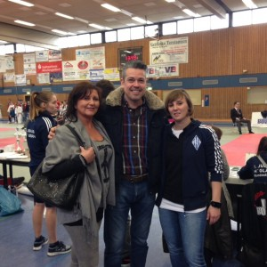 Monika Richter, Edda Karlsson, Axel-Andre Richter